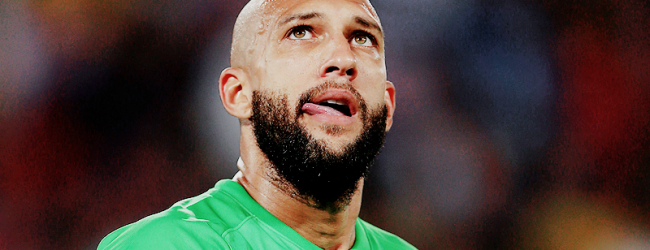 Tim Howard vence prémio de Atleta Norte-Americano do Ano