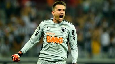 Victor vence Copa do Brasil 2014 com o Atlético Mineiro