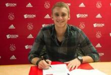 Cillessen renova pelo Ajax