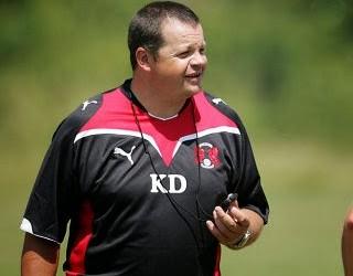 Kevin Dearden demite-se de treinador de guarda-redes do Leyton Orient