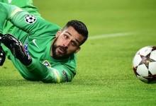 Moyá termina fase de grupos da Champions sem sofrer golos – Navas também, mas com menos jogos