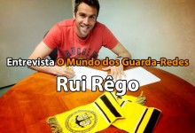 Entrevista a Rui Rêgo, guarda-redes do Beira-Mar