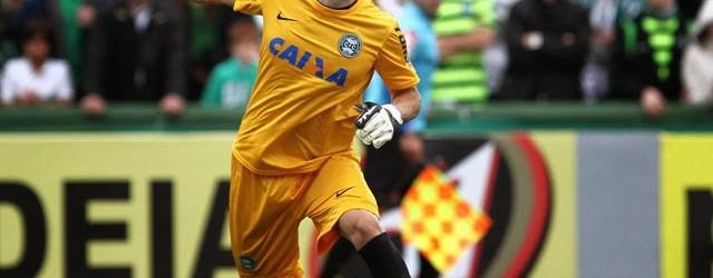 Vanderlei chega aos 300 jogos pelo Coritiba – exibição assegurou permanência no Brasileirão