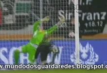 Yann Sommer: a grande defesa contra o Augsburg
