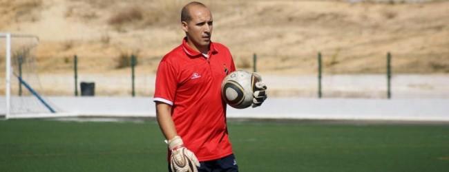 Rui Tavares é o novo treinador de guarda-redes do Quarteirense