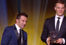 Manuel Neuer vence guarda-redes do FIFA/FIFPro World XI 2014