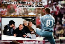 Carlos Marafona foi observado por Fernando Santos no Moreirense 2-3 Nacional