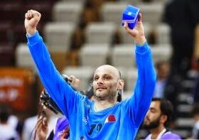 Saric brilha com 20 defesas e é o melhor do Qatar 28-23 Brasil – Campeonato do Mundo de Andebol