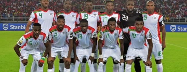Didier Ovono Vs Germain Sanou – Estatísticas – Gabão 2-0 Burkina Faso