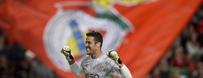 Júlio César torna-se o guarda-redes mais imbatível do Benfica no século XXI – O quarto melhor de sempre