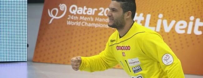 Majed Hamza é o melhor em campo no Tunísia 27-24 Bósnia – Campeonato do Mundo de Andebol