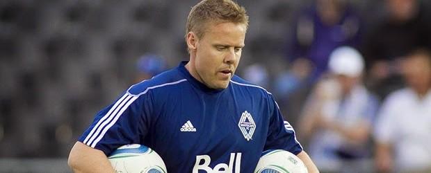 Marius Rovde renova como treinador de guarda-redes dos Vancouver Whitecaps