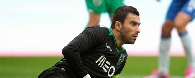 Rui Patrício chega a mais de 7 mil minutos consecutivos na baliza do Sporting