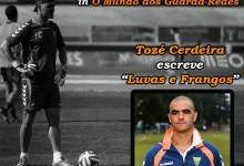 Formar a Formação no Treino do jovem Guarda-Redes- Luvas e Frangos, por Tozé Cerdeira