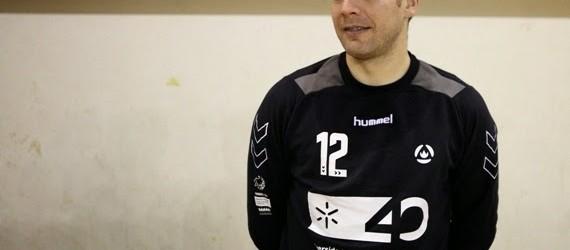 Humberto Gomes é o homem do jogo na vitória do ABC sobre o Benfica (29-24)