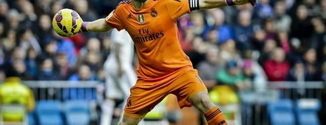 Casillas iguala recorde de mais vitórias pelo Real Madrid na La Liga