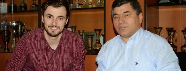 Mário Felgueiras apresentado no Konyaspor – contratado até 2016