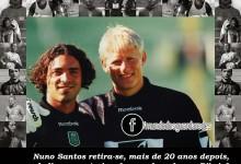 Nuno Santos retira-se e dedica-se ao treino de guarda-redes no Ribeirão