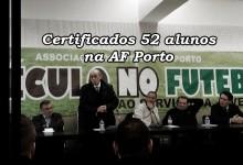 AF Porto certifica 52 treinadores de guarda-redes – Acção de formação para o treino de guarda-redes, com Silvino Morais