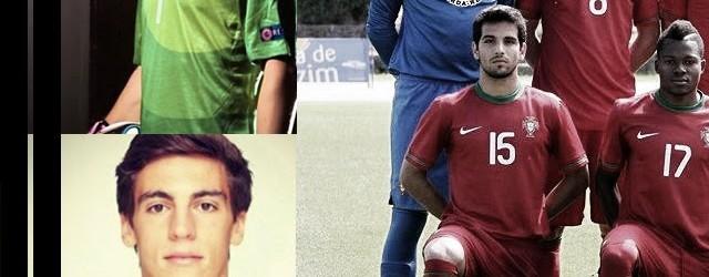 André Moreira, Guilherme Oliveira e Tiago Sá convocados por Portugal sub-20 para jogos de preparação