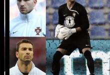 Anthony Lopes, Rui Patrício e Hugo Ventura convocados por Portugal para jogo contra a Sérvia