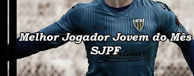 Cláudio Ramos vence prémio para Melhor Jogador Jovem da Segunda Liga em Fevereiro – SJPF