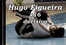 Hugo Figueira decisivo no Benfica 29-28 Águas Santas – Quartos-de-final do play-off de campeão de Andebol