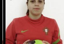 Inês Pereira chamada às sub-16 de Portugal, sonha com a selecção principal – FPF