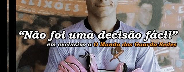 """José Chastre: deixar o Leixões """"não foi fácil"""""""