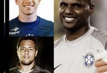 Diego Alves, Jefferson e Marcelo Grohe convocados pelo Brasil para amigáveis contra França e Chile