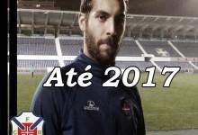 Hugo Ventura renova pelo Belenenses