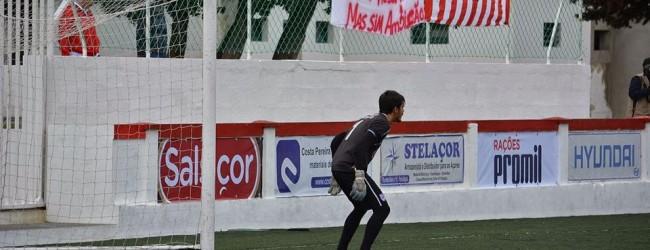 João Botelho há 13 jogos imbatível no CNS – A 16 minutos de recorde de Baía