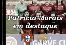 Patrícia Morais destaca-se no Portugal 0-1 França – Algarve Cup 2015