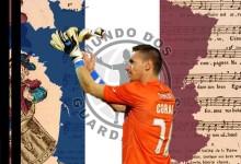 Salin foi agraciado com o hino Francês antes do Marítimo 0-1 Sporting