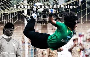 Dia Internacional del Portero – Guarda-Redes Latinos festejam o 14 de Abril