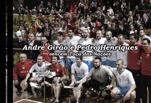 André Girão e Pedro Henriques vencem Taça das Nações com Portugal