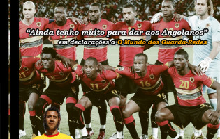 """Carlos Fernandes ainda tem """"muito para dar aos Angolanos"""""""