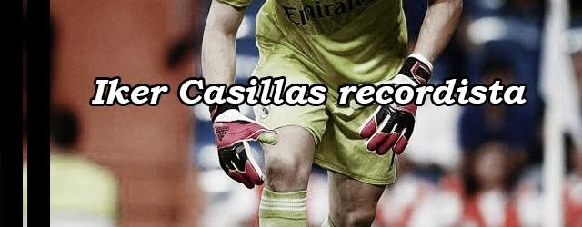 Casillas tornou-se no guarda-redes com mais jogos sem sofrer na história da Champions League
