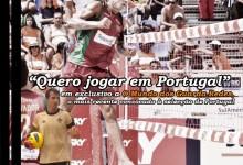 Elinton Andrade, convocado pela selecção de Futebol de Praia, teve propostas de Portugal