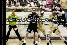 Humberto Gomes evidencia-se a defender e a contra-atacar no ABC 25-18 Stord
