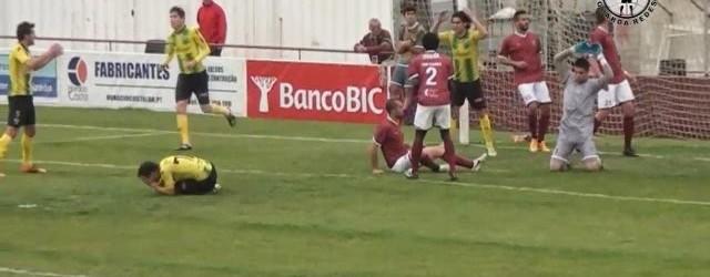 Ricardo Janota troca baliza do Oriental com Tiago Mota, ao fim de 9 jogos