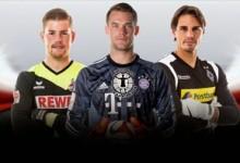 Timo Horn, Manuel Neuer e Yann Sommer nomeados para o Team of the Season da Bundesliga 2014-2015