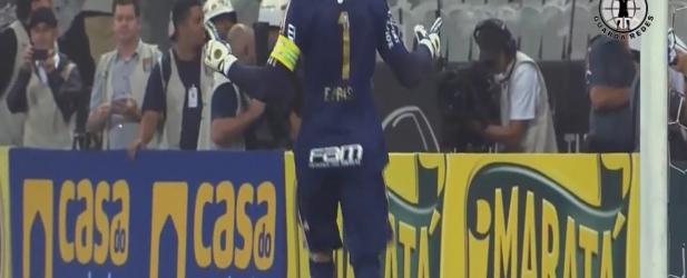 Fernando Prass defende dois penaltis e coloca Palmeiras na final do Paulista