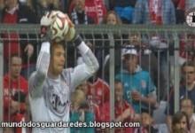 Neuer dribla, faz lançamento de linha lateral e grande defesa no jogo do título – Bayern 1-0 Hertha