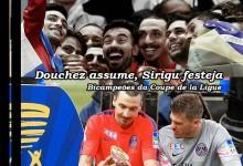 Douchez e Sirigu vencem segunda Coupe de la Ligue consecutiva com o PSG