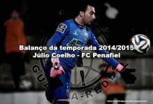 Júlio Coelho – FC Penafiel – Balanço da temporada 2014/2015