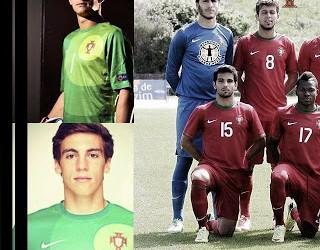 André Moreira, Guilherme Oliveira e Tiago Sá convocados por Portugal para o Mundial Sub-20