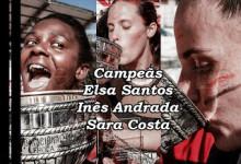 Elsa Santos, Inês Andrada e Sara Costa sagram-se campeãs nacionais de Futebol Feminino com o CF Benfica