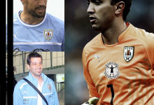 Fernando Muslera, Martín Silva e Rodrigo Muñoz convocados pelo Uruguai para a Copa América