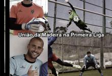 Pedro Trigueira, Ricardo Campos, Rafael Alves e Bruno Freitas sobem com o União da Madeira à Primeira Liga